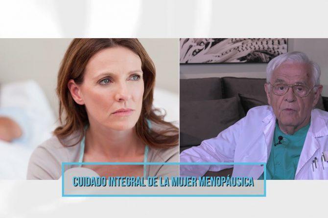 Entrevista en RNE: avances en el tratamiento de los síntomas de la menopausia
