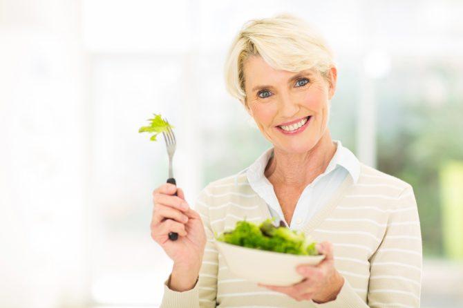 Dieta a partir de los 40 años: asegurando el bienestar antes, durante y después de la menopausia