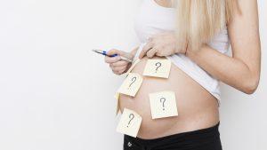 Dudas comunes sobre el embarazo