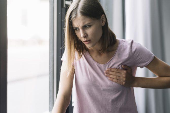 ¿Cáncer de mama inflamatorio o mastitis?