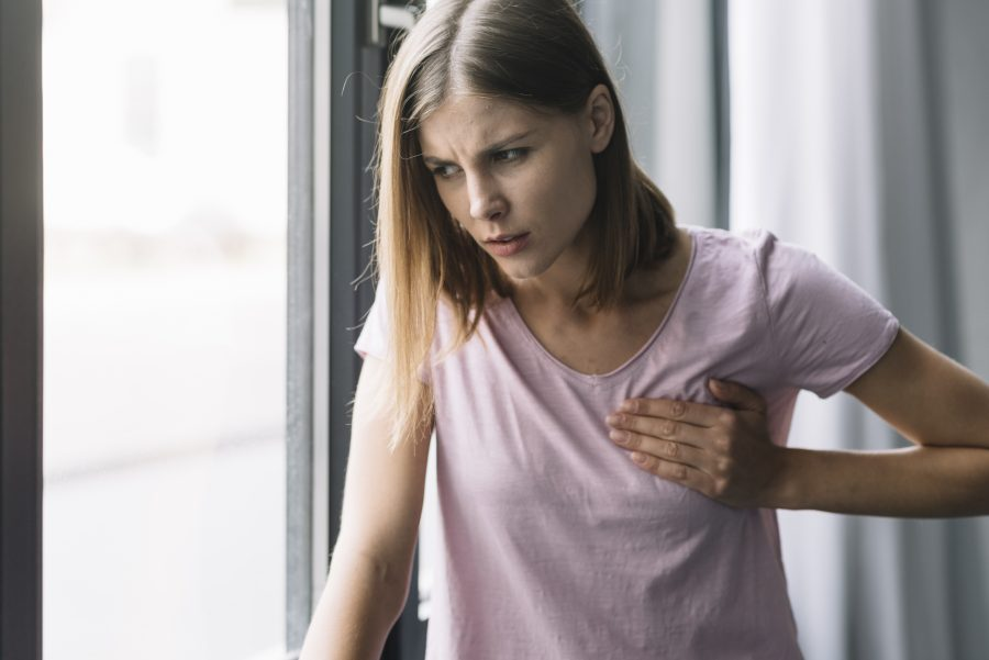 Que es cancer inflamatorio de mama. Traducere
