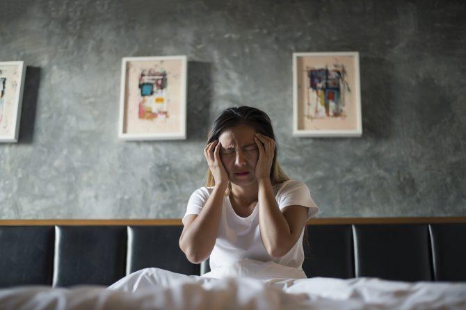 Cómo combatir el insomnio durante la menopausia