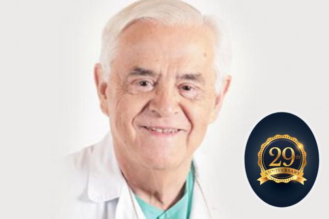 29º aniversario de la UDM – carta del Prof. Dr. Vidal Peláez