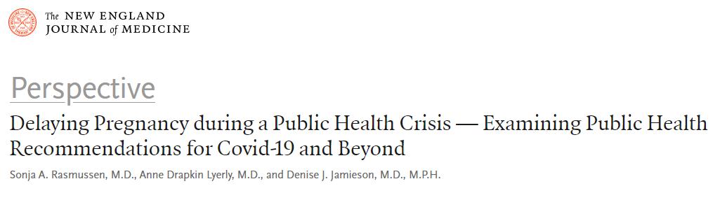 Extracto del artículo publicado en The New England Journal of Medicine