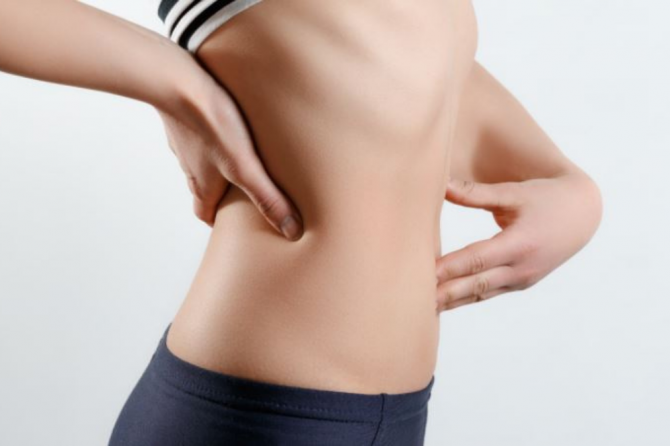 Diástasis abdominal: embarazo y posparto