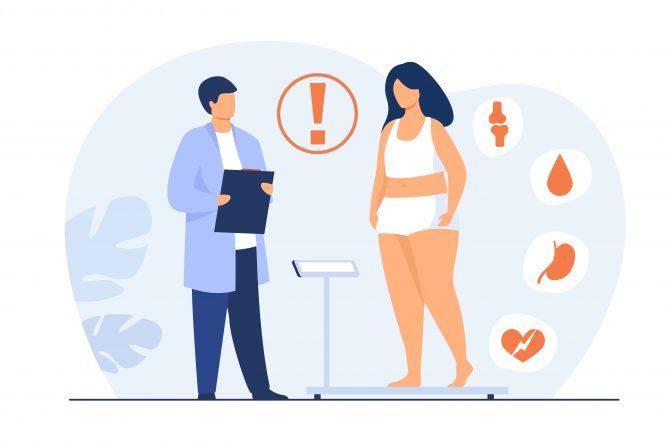 Obesidad: complicaciones y consejos para combatir esta enfermedad